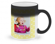 Magical mug, Polka dots