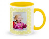 Mug, Polka dots