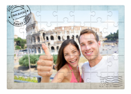 Photo puzzles, Your Travel Postcard, 20 elements