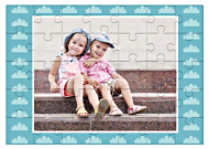 Photo puzzles, Kindergartener's Jigsaw Puzzle, 20 elements