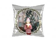 Pillow, cotton, The loveliest Christmas, 38x38 cm