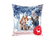 Pillow, cotton, Enchanting Winter, 25x25 cm