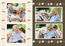 Photo book Beloved Grandpa, 20x30 cm