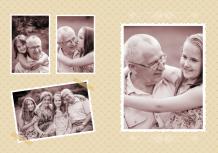 Photo book Family Album, 20x30 cm