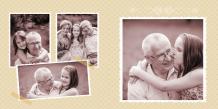 Photo book Family Album, 20x20 cm