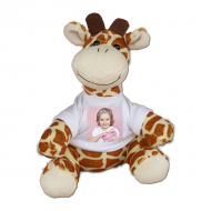 Stuffed toy Giraffe, Your Giraffe Design