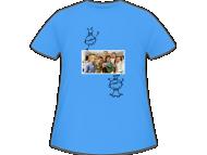 T-shirt children's, A class T-shirt