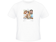 T-shirt men's, A photo print on a T-shirt