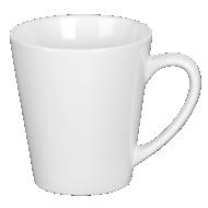 Latte mug, Empty Template