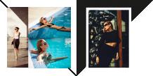 Photo book Portfolio, 20x20 cm