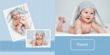 Photo book Toddler's Album, 20x20 cm