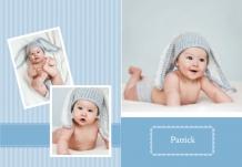 Photo book Toddler's Album, 20x30 cm