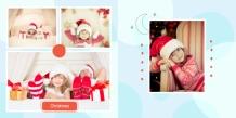Photo book Carefree Memories, 20x20 cm