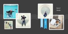 Photo book Passion Album, 20x20 cm