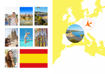 Photo book Spain – Holiday Adventure, 20x30 cm