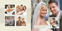 Photo book Wedding Keepsake, 20x20 cm