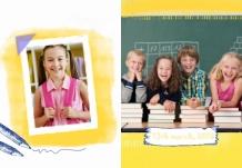 Photo book Schoolmates, 20x30 cm