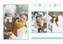 Photo book Our Winter Memories, 20x30 cm