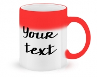 Magical mug, Your Text