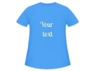 T-shirt children's, Your Text