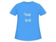 T-shirt children's, Your Text