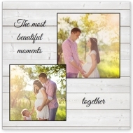 Poster, Most Beautiful Moments Together, 30x30 cm