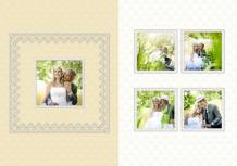 Photo book Wedding of Dreams, 20x30 cm