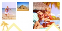 Photo book Egypt - Holiday Adventure, 20x20 cm