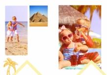 Photo book Egypt - Holiday Adventure, 20x30 cm