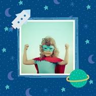 Poster, Sweet Kindergarten Memories, 30x30 cm