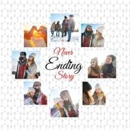 Poster, Never Ending Story, 30x30 cm