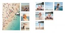 Photo book Mosaic memories, 20x20 cm