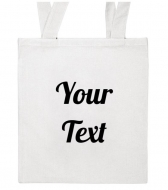 Bag, 38x42, Your Text
