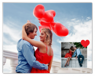 Photopanel, Your Love Design, 18x13 cm