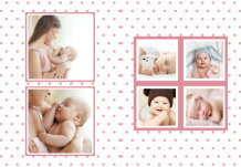 Photo book Our Little Ones, 20x30 cm