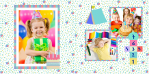Photo book Sweet Kindergarten Memories, 20x20 cm