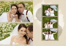 Photo book Fairy Tale Day, 20x30 cm