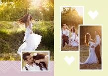 Photo book Wedding Elegance, 20x30 cm