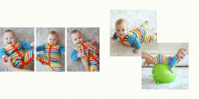 Photo book Your Toddler Project, 20x20 cm