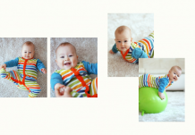 Photo book Your Toddler Project, 20x30 cm