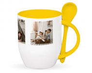 Mug with spoon, Contrastive Inspirations
