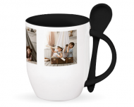 Mug with spoon, Contrastive Inspirations