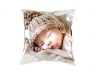Pillow, cotton, Sweet Sleepyhead, 25x25 cm
