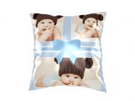Pillow, cotton, Baby's Cushion, 25x25 cm