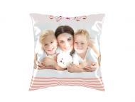 Pillow, cotton, All the best, Mum, 25x25 cm