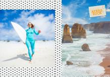 Photo book Holiday in Australia , 20x30 cm