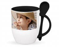 Mug with spoon, Your Design