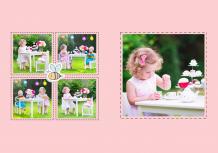 Photo book Kids Games, 20x30 cm