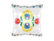 Pillow, cotton, Folk , 25x25 cm
