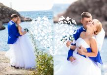 Photo book Marriage Vows, 20x30 cm